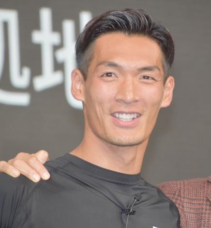 スポーツチャンネル『DAZN 2018キャンペーン発表会』に出席した槙野智章 (C)ORICON NewS inc.