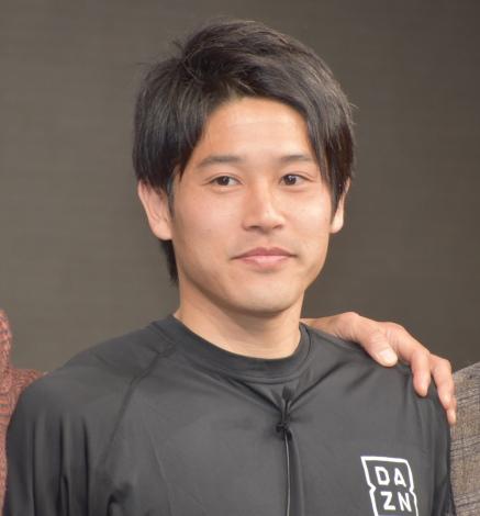 スポーツチャンネル『DAZN 2018キャンペーン発表会』に出席した内田篤人 (C)ORICON NewS inc.