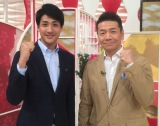 日本テレビ系『上田晋也の日本メダル話』が4月から日曜夕方にお引っ越し (C)日本テレビ