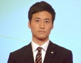 特技は口笛と戦後のアメリカ大統領の名前が全て言える柳下圭佑さん =テレビ朝日の入社式 (C)ORICON NewS inc.