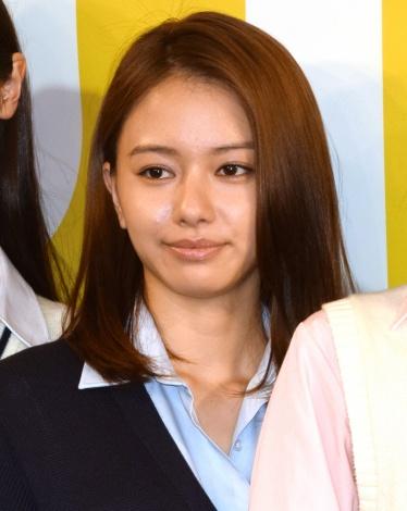 映画『SUNNY(サニー)強い気持ち・強い愛』の公開記念イベントに出席した山本舞香 (C)ORICON NewS inc.
