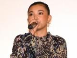 映画『SUNNY(サニー)強い気持ち・強い愛』の初日舞台あいさつに出席した野田美桜 (C)ORICON NewS inc.