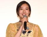映画『SUNNY(サニー)強い気持ち・強い愛』の初日舞台あいさつに出席した田辺桃子 (C)ORICON NewS inc.