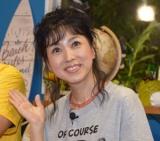 CBC、TBS系の特別番組『出川澤部の見知らぬ二人が人生交換したら○○がわかった!』の収録に参加した西村知美 (C)ORICON NewS inc.