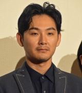 『泣き虫しょったんの奇跡』公開初日舞台あいさつに登壇した松田龍平 (C)ORICON NewS inc.