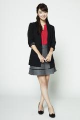 モデルとして活躍中の宮本茉由が、テレビ朝日系ドラマ『リーガルV〜元弁護士・小鳥遊翔子〜』(10月スタート)で女優デビュー(C)テレビ朝日