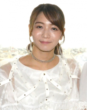 ベイビーレイズJAPAN・傳谷英里香 (C)ORICON NewS inc.