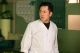 連続テレビ小説『半分、青い。』終盤のキーパーソンとなる津曲雅彦を演じる有田哲平(C)NHK