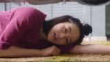 花王株式会社の発売40周年を迎える生理用品ブランド「ロリエ」のWEB動画に出演した清野菜名