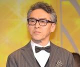 ミュージカル『TOP HAT』製作発表会見に出席した浅野和之 (C)ORICON NewS inc.