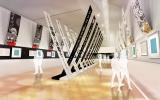 「荒木飛呂彦原画展」大阪会場「宿命の星 因縁の血」