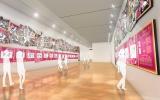 「荒木飛呂彦原画展」大阪会場「スタンド使いはひかれ合う」