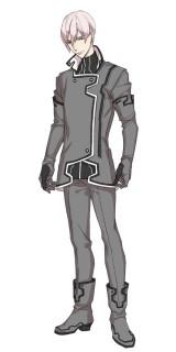 2019年1月クール放送決定、超次元革命アニメ『Dimensionハイスクール』桃谷総司のキャラクターデザイン(C)Dimensionハイスクール製作委員会