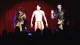 赤いふんどし姿で観客を魅了した平成ノブシコブシ吉村崇