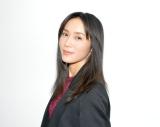 木曜ドラマF『ブラックスキャンダル』に主演する山口紗弥加 (C)ORICON NewS inc.