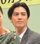 ドラマ『僕らは奇跡でできている』の制作発表会見に参加した要潤 (C)ORICON NewS inc.