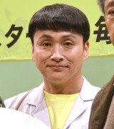 ドラマ『僕らは奇跡でできている』の制作発表会見に参加したアンジャッシュ児嶋一哉 (C)ORICON NewS inc.