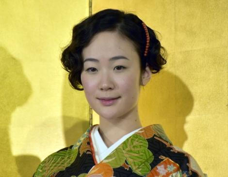 映画『日日是好日』特別試写会KIMONO de CINEMAに出席した黒木華 (C)ORICON NewS inc.