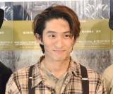 タッキー&翼にエールを送った三宅健 (C)ORICON NewS inc.