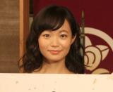 ドラマ『江戸前の旬』記者会見に出席した佐藤玲 (C)ORICON NewS inc.