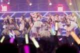 結成8周年記念ライブを行ったNMB48(C)NMB48
