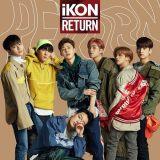 iKONの『RETURN』が10/8付オリコン週間シングルランキングで初登場1位