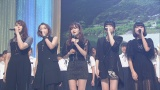 Little Glee Monsterは愛媛県の吹奏楽部と共演