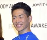 フィットネス『JOYFIT+麻布十番』プレス発表会に出席した太田博久 (C)ORICON NewS inc.