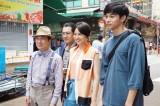 香港で撮影された場面ショット(C)2019「コンフィデンスマンJP the movie」製作委員会