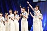 復興支援ツアー最終公演を行ったSTU48 (C)STU