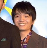 映画『オズランド 笑顔の魔法おしえます。』のプレミア上映会に参加した岡山天音 (C)ORICON NewS inc.