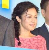 映画『オズランド 笑顔の魔法おしえます。』のプレミア上映会に参加した濱田マリ (C)ORICON NewS inc.