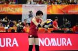 『バレーボール女子世界選手権』が9月29日に開幕。初戦アルゼンチンに勝利した日本代表(前半)