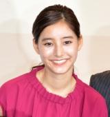 """""""月9""""ドラマ『SUITS/スーツ』の記者会見に出席した新木優子 (C)ORICON NewS inc."""
