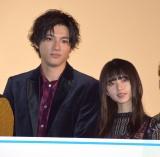 自身の恋愛タイプを分析した(左から)山田裕貴、齋藤飛鳥 (C)ORICON NewS inc.