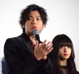(左から)山田裕貴、齋藤飛鳥 (C)ORICON NewS inc.