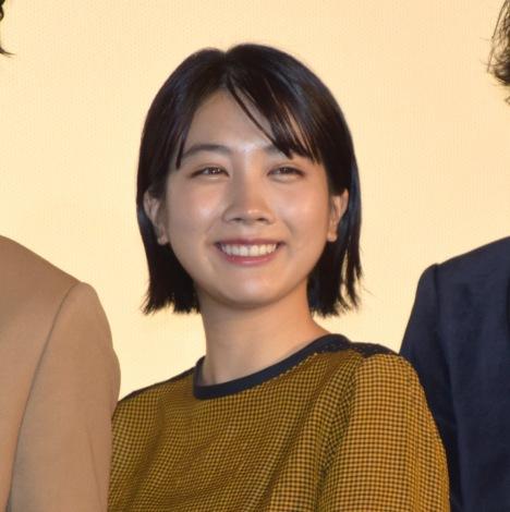 松本穂香=映画『あの頃、君を追いかけた』公開初日舞台あいさつ (C)ORICON NewS inc.