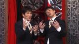 5日放送の特番『ウケる!偉人伝』の司会を務める林修とガリットチュウ福島 (C)日本テレビ