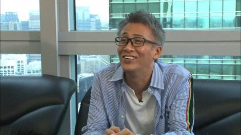 5日放送の特番『ウケる!偉人伝』で15年ぶりのテレビ出演を果たす木村一八氏 (C)日本テレビ