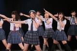 M28「放課後レース」=『SKE48 10周年記念特別公演(前編)』より(C)AKS