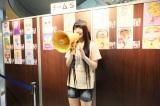SUNSHINE SAKAE 3Fでは北川愛乃がSKE48全メンバーを描いた「愛乃絵画展」を実施(C)AKS