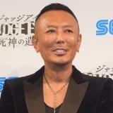 『PlayStation LineUp Tour』の『JUDGE EYES:死神の遺言』発表会に登場した名越稔洋氏 (C)ORICON NewS inc.