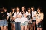 SKE48が10周年を迎え、最後の1期生・松井珠理奈がファンに感謝(C)AKS
