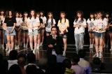 湯浅洋劇場支配人があいさつ=『SKE48 10周年記念特別公演(後編)』より(C)AKS