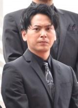 山下健二郎が出演予定だった福岡の舞台あいさつが台風の影響で延期に (C)ORICON NewS inc.