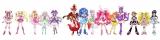 『プリキュア』アニメシリーズに歴代全プリキュア登場 (C)ABC-A・東映アニメーション