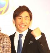 20日に開幕する『フィギュアスケートグランプリシリーズ・ファイナル2018』記者発表に出席した織田信成 (C)ORICON NewS inc.