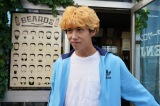日曜ドラマ『今日から俺は!!』に主演する賀来賢人 (C)日本テレビ