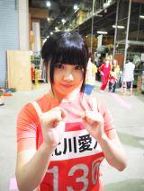 TBS『オールスター感謝祭'18秋』赤坂5丁目ミニマラソンに出場したSKE48・北川愛乃 (C)ORICON NewS inc.
