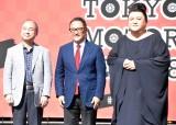 (左から)孫正義社長、豊田章男社長、マツコ・デラックス (C)ORICON NewS inc.